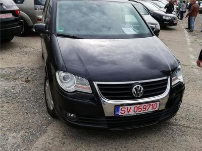 second-hand VW Touran United