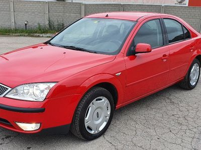 second-hand Ford Mondeo model facelift 2004 1.8i benzina, climatronic