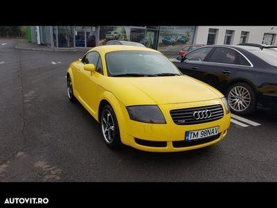 second-hand Audi TT 1.8 I GPL