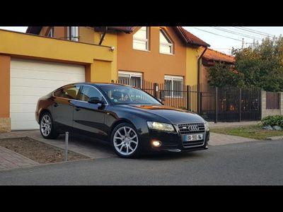 second-hand Audi A5 2.0 TDI 170 CP