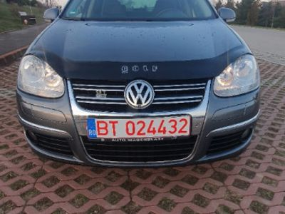 second-hand VW Golf V 1.9 TDI