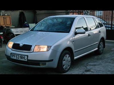 second-hand Skoda Fabia - an 2003, 1.9 Tdi (Diesel)
