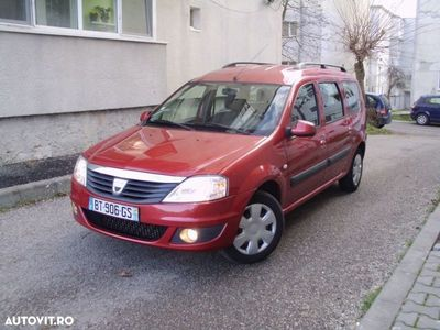 second-hand Dacia Logan MCV