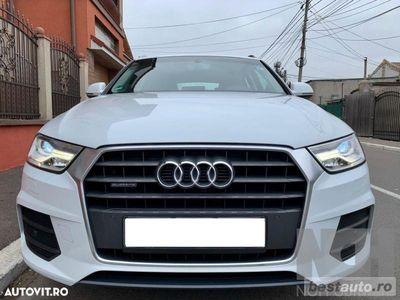 second-hand Audi Q3 S-Line Plus // 2.0 TDi 184 CP // Keyless Go+Entry // Drive Select // Navigatie Mare 3D