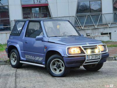 second-hand Suzuki Vitara 1.6 8V 4x4 Hi/Low 1993 Softop Editie speciala