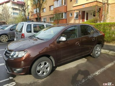 second-hand Dacia Logan cutie automată se oferă factura