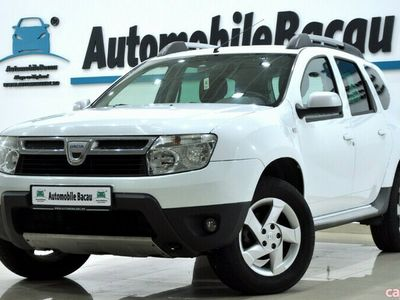 second-hand Dacia Duster 1.6 Benzina+GPL 105 CP 2011