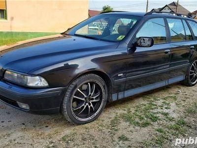 second-hand BMW 540 4.4 Benzina + GPL 294 Cp Automat