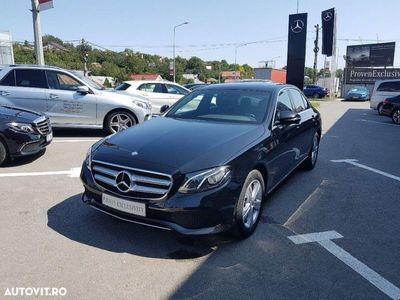 used Mercedes E220