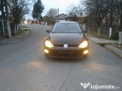 second-hand VW Golf VII 1.6 TDI 110 Cp—Euro 6