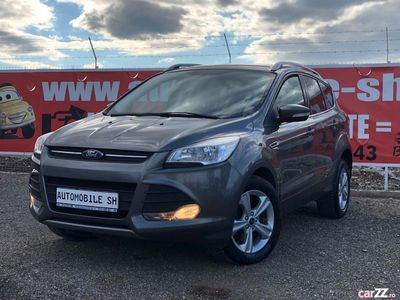 second-hand Ford Kuga 2014, 2.0 diesel, navi, posibilitate = rate= tva d