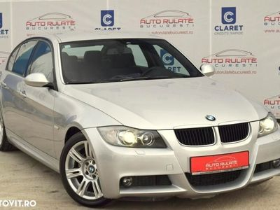 second-hand BMW 320 m paket diesel - posibiliate rate