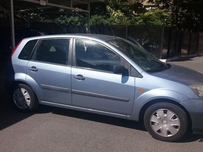 second-hand Ford Fiesta din 2007