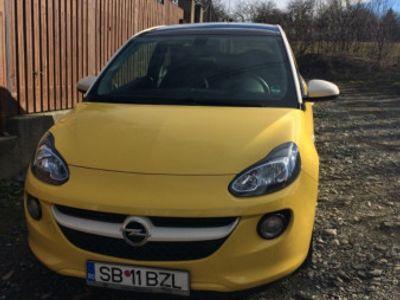 second-hand Opel Adam 1,4 benzina, 2014