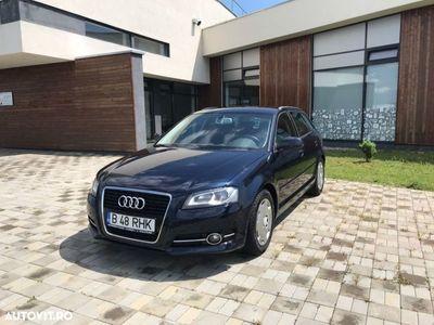 begagnad Audi A3 2012-