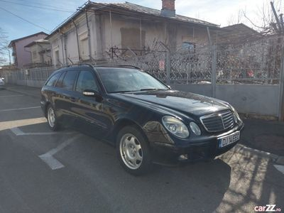 second-hand Mercedes E200 kompressor GPL