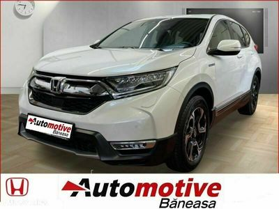 second-hand Honda CR-V 2.0