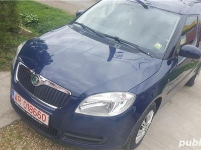 second-hand Skoda Roomster
