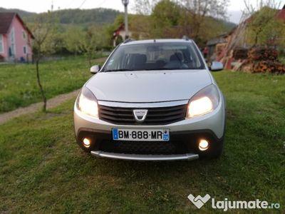 second-hand Dacia Sandero stepway 1,5 dci