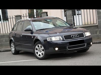 second-hand Audi A4 Avant B6 - an 2002, 1.9 Tdi (Diesel)