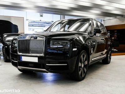 second-hand Rolls Royce Cullinan