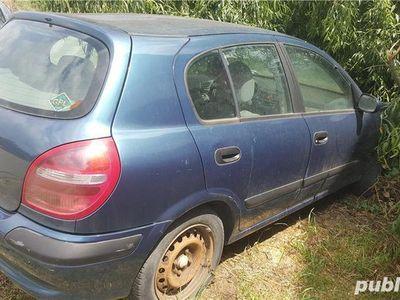 second-hand Nissan Almera