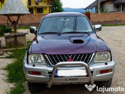 second-hand Mitsubishi L200