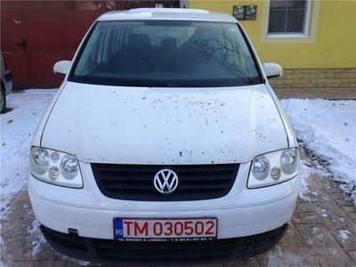 second-hand VW Touran 1.9 tdi euro -4