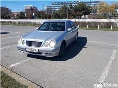 second-hand Mercedes 170 w 210 e-class 270 cdi facelift 125 kw /cp.