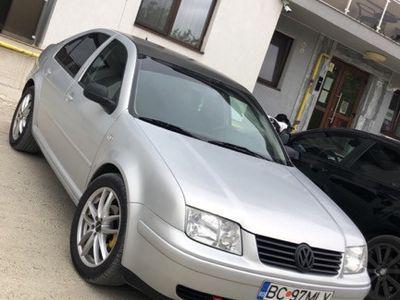 second-hand VW Bora tdi
