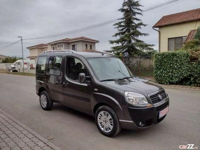 second-hand Fiat Doblò 1.9 Diesel Multijet Dynamic 120 Cp 2009