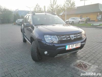 second-hand Dacia Duster - 4X4 - Fabricatie 2015 - EURO 6