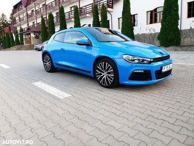 second-hand VW Scirocco