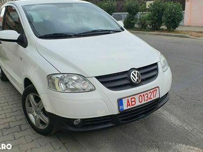 second-hand VW Fox 1.2