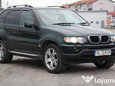 second-hand BMW 2002 x5 4x4, 3.0 diesel, an