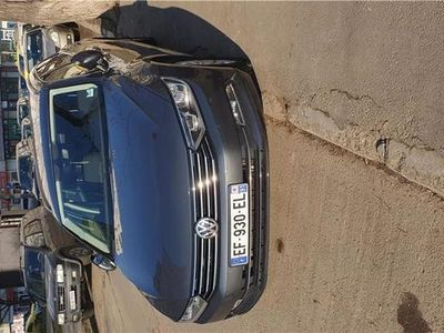 second-hand VW Passat B8