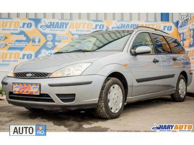 second-hand Ford Focus 1.6 16v Benzina