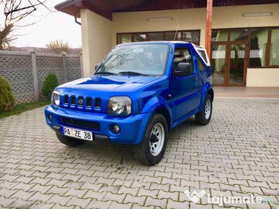 second-hand Suzuki Jimny 1.3i 4x4