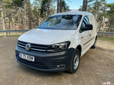 second-hand VW Caddy Maxi ( lung ) T5 2.0 TDI 102CP Euro 6 AC