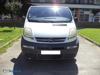 second-hand Opel Vivaro