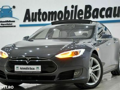 second-hand Tesla Model S p70d 334cp dual motors 4x4 2015