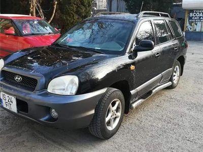 brugt Hyundai Santa Fe 3700euro negociabil