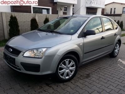 second-hand Ford Focus 110 CP Clima