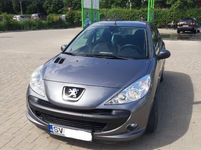 second-hand Peugeot 206+ 2009/10