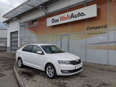 second-hand Skoda Rapid SMART 1.0 TSI DSG