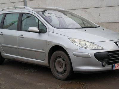 second-hand Peugeot 307 Sw 7 Locuri - an 2006, 1.6 hdi (Diesel)