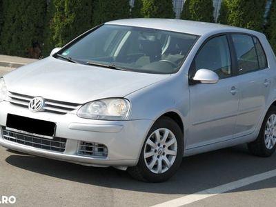 second-hand VW Golf V 2.0