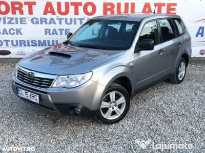 second-hand Subaru Forester 2.0D 4x4 Euro 5
