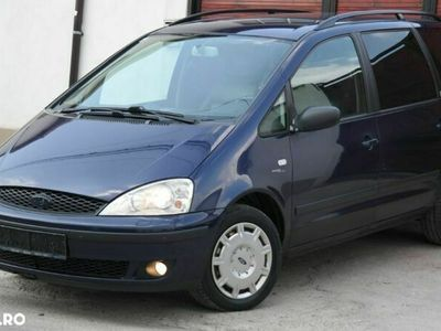 second-hand Ford Galaxy 1.9D