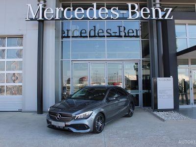 second-hand Mercedes CLA220 d CoupA©
